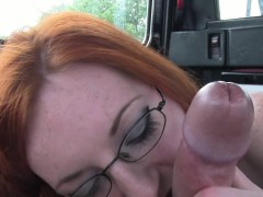 massive dicked cab driver nails redhead – سكس نيك زب كبير