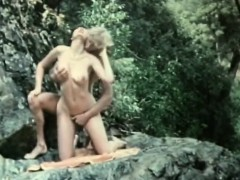 Desiree Cousteau In Vintage Sex Movie