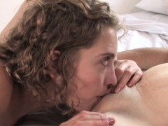 brunette-lesbian-squirms-from-extreme-orgasm-after-licking