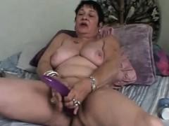 naughty-granny-got-some-dildos