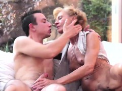 experianced-cock-gobbling-granny