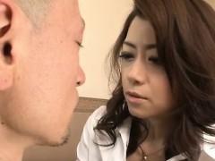 Maki Hojo Amateur Hardcore With A Masked Stranger