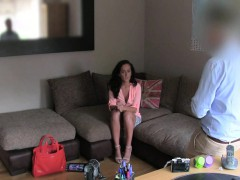 british milf booty fucked at casting agency
