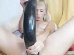 masturbation-with-huge-toy