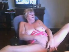 horny-grandma-masturbating