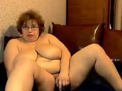 mature russian bbw masturbates – سكس روسي مثير مع فتاة نياكة جميلة جدا تحب الزب