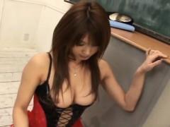 ai-kurosawa-is-licked-and-fucked-at-school