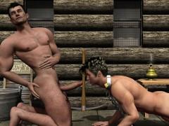 3d gay boys fantasies! sexy