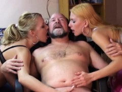 cheap-girls-coil-their-tongues-over-old-hairy-ass