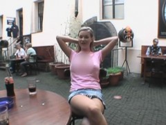 blonde-amateur-beauty-flashing-pussy-in-public-diner