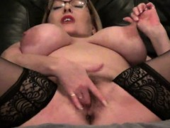 milf with big tits squirting like a fountain