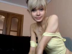 sexy skinny webcam bitch with nice tits