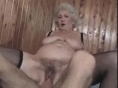 granny is still horny!