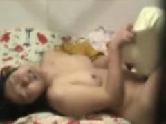 asiansexporno.com – sweet indonesia woman caught masturbate