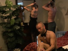 sexfactor: the contestants get dressed for the avn red