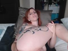 redhead-milf-anal-dildo