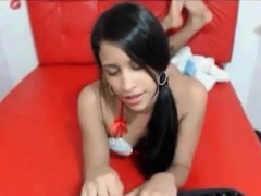 Sexy Latin Teen Webcam
