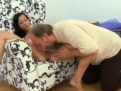 kinky-young-sweetie-receives-her-fur-pie-slammed-by-old-dude