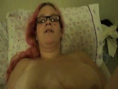fat-redhead-fingers-her-snatch-and-lies-back-to-get-it-poke
