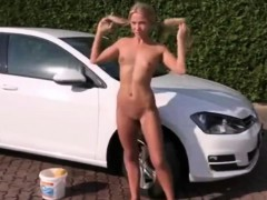One Of The Beauties Fuck Drin Girl On The Hood Of Car