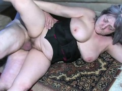 oldnanny-mature-granny-washed-by-redhead