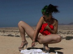 Anal Pleasures In The Desert