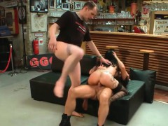 Tattoos, Anal And Tits – German Goo Girls