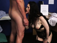 unusual-model-gets-cumshot-on-her-face-swallowing-all-the-ch