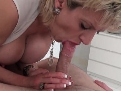 Unfaithful English Milf Gill Ellis Reveals Her Big Tits
