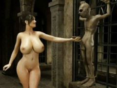 3D Alien Revenge – FreeFetishTV.com