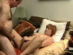 Grandpa Unloads His Cock On Grandm Shantae From 1fuckdatecom