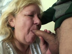 young guy and monster titted granny games