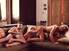 Un seductor trío de latinas y españolas