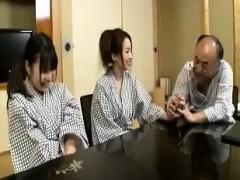two-seductive-japanese-babes-take-turns-sucking-and-fucking