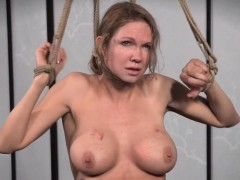 flogged-sub-whore-restrained-and-punished