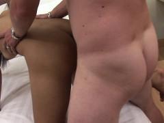 Precious Thai titty fucking then getting pussy eaten