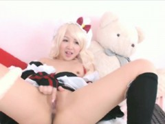 blonde-asian-cosplay-and-solofuck-freefetishtvcom