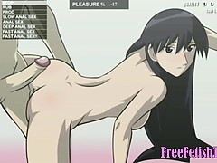 Animated Anal Sex Uncensored – FreeFetishTV.com