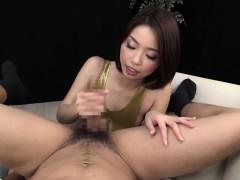 erection-bite-god-body-leotard-risa-kasumi