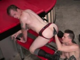 Two boy fist gay porn tumblr Tatted sweetheart Bruce Bang an