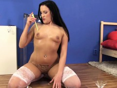 hot-pissing-video-with-sexy-girl-in-stockings