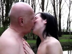 old mom penetrated hard and old dude sex young scorching woman dan