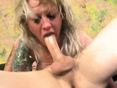 dirty whore ruby octroi swallows dick