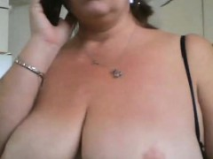 Amateur massive tits mature Kristy from 1fuckdatecom Online