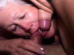 Fat Granny Blowjobs