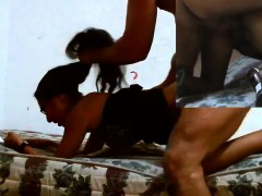 busty-young-amateur-latina-riding-shaft-cowgirl