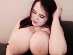 enormous tits orgasmic camslut