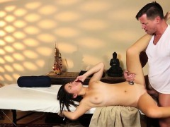 duped slut spunk masseur