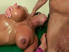 tanned-pornstar-gets-pussy-fucked-after-throat-fucking