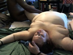 bbw deep interracial pounding dessie from 1fuckdatecom